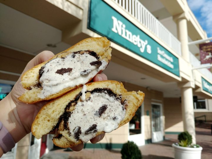 Ninety's Ice Cream and Sandwiches