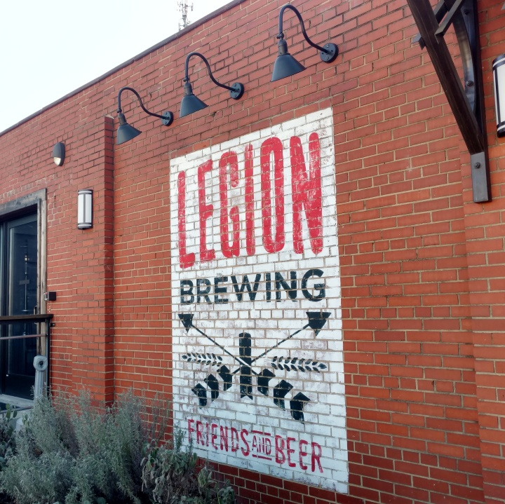 Legion Brewing, Plaza Midwood