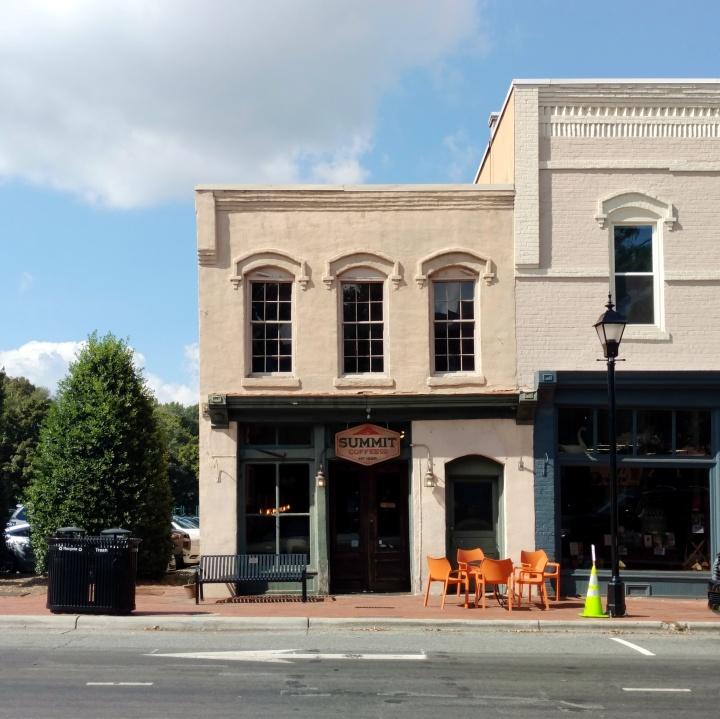 Summit Coffee in Davidson, NC