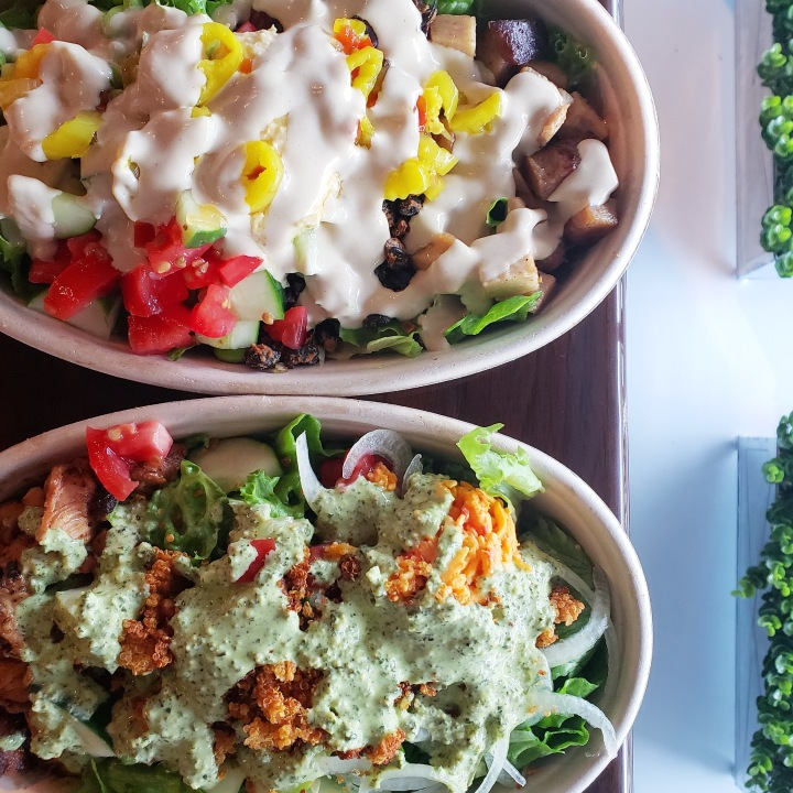 Buddha's Belly + Build-your-own Bowl from Davidson Ice House