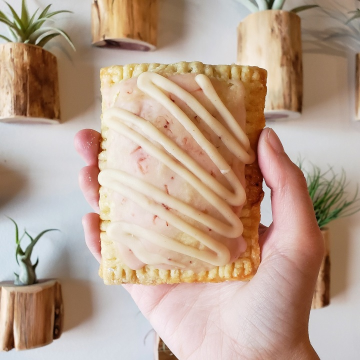 PB & J Poptart by Wander & Whisk at The Gallery at Davidson, NC