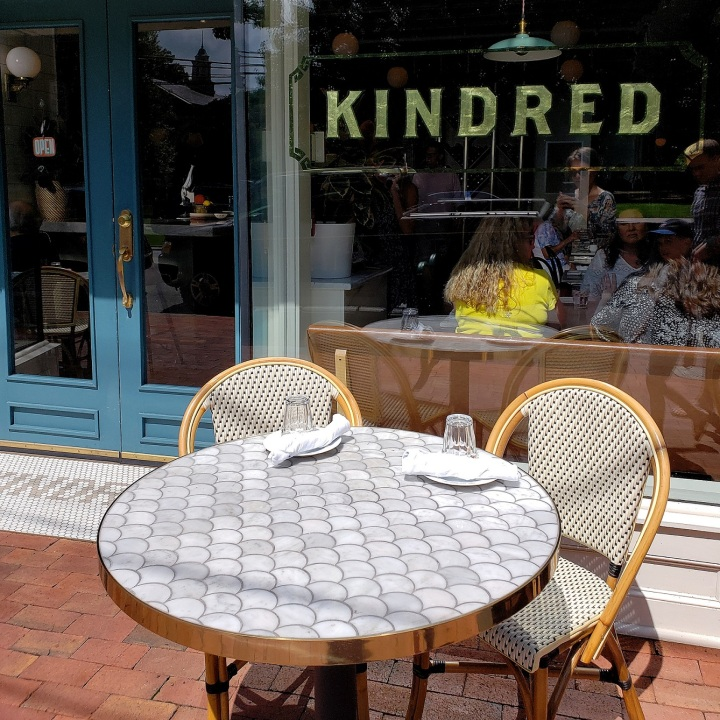 Kindred Restaurant in Davidson, NC